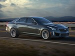 Production (Stock) Cadillac CTS, Cadillac CTS - New 2018 Cadillac CTS-V - Price, Photos, Reviews, Safety ... Source: <a href='https://www.newcars.com/cadillac/cts-v/2018' target='_blank'>https://www.newcars.com/...</a>