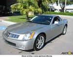 Production (Stock) Cadillac XLR, Uploaded for: bigjohn1107@hotmail.com