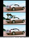 Production (Stock) Cadillac XLR, Cadillac XLR