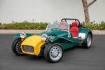 Production (Stock) Caterham 7, Caterham 7 - 2003 Caterham Seven Clubsport for sale | Rare Car Network Source: <a href='https://www.rcnmag.com/fresh-finds/brand-new-2003-caterham-seven' target='_blank'>https://www.rcnmag.com/...</a>