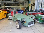 Production (Stock) Caterham 7, Caterham 7 - 2017 Caterham Seven Sprint (No.5 of 60) For Sale | Car and ... Source: <a href='https://www.carandclassic.co.uk/car/C1326937' target='_blank'>https://www.carandclassic.co.uk/...</a>