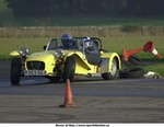 Racing Caterham 7, Caterham - 7 - 1355