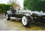 Production (Stock) Caterham 7, Caterham 7