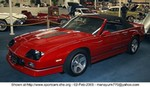 Production (Stock) Chevrolet Camaro IROC-Z, 1989 CHEVROLET CAMARO IROC-Z CONVERTIBLE