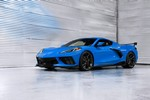 Production (Stock) Chevrolet Corvette Stingray, Chevrolet Corvette Stingray - Chevrolet Corvette C8 Stingray Blue Vorsteiner VPX-101 ... Source: <a href='https://wheelfront.com/cars/chevrolet-corvette-c8-stingray-blue-vorsteiner-vpx-101/' target='_blank'>https://wheelfront.com/...</a>