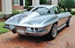 Production (Stock) Chevrolet Corvette, Chevrolet Corvette - Spectacular a/c 4 speed 1963 Chevrolet Corvette Sting Ray ... Source: <a href='http://car-from-uk.com/sale.php?id=87854' target='_blank'>http://car-from-uk.com/...</a>