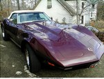 Production (Custom) Chevrolet Corvette, 74 Stingray Convertible fully restored with 375hp to the rear wheels