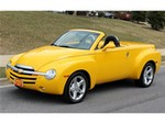 Production (Stock) Chevrolet SSR, Chevrolet SSR - 2004 Chevrolet SSR for Sale | ClassicCars.com | CC-1177438 Source: <a href='https://classiccars.com/listings/view/1177438/2004-chevrolet-ssr-for-sale-in-rockville-maryland-20850' target='_blank'>https://classiccars.com/...</a>