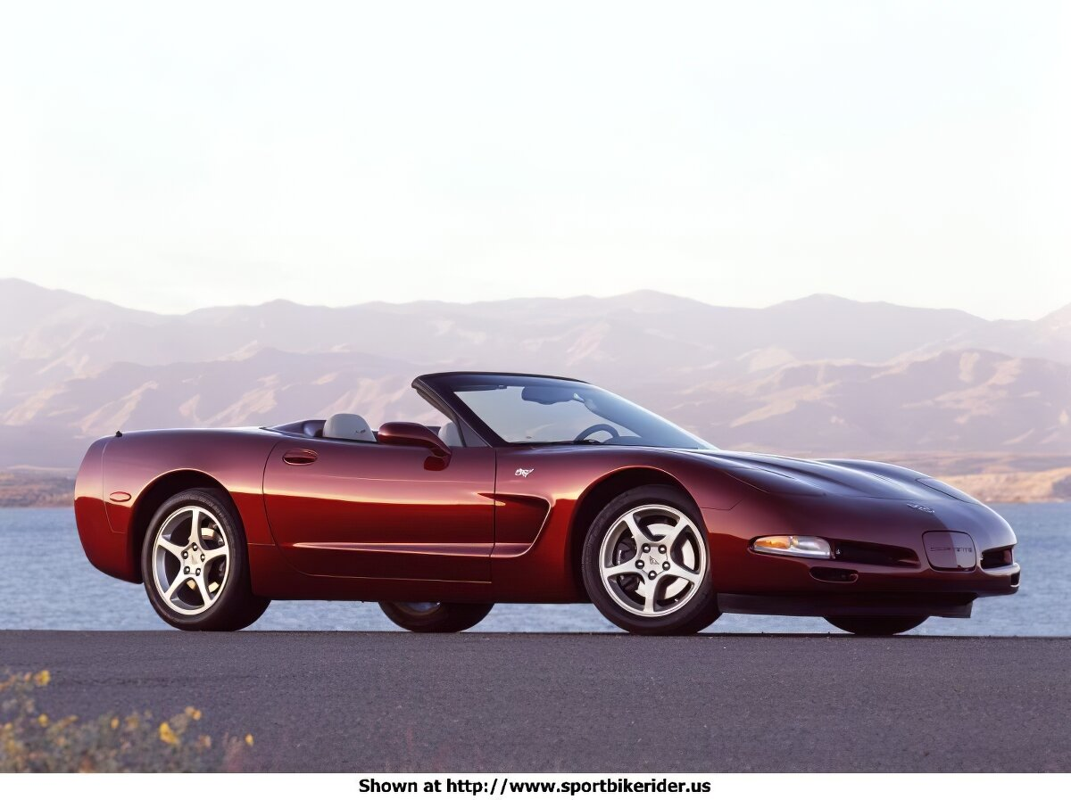 Chevrolet Corvette - ID: 1499