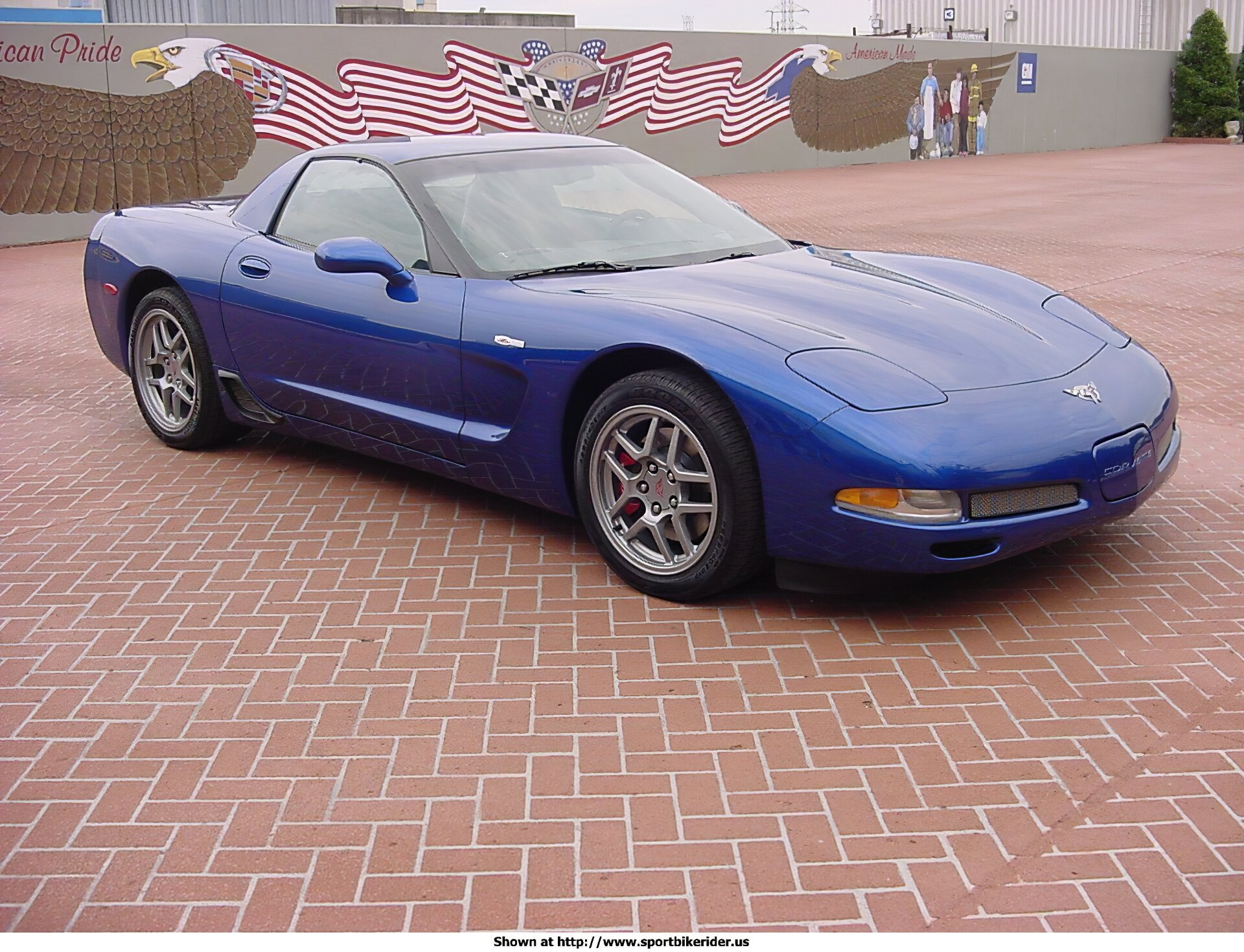 Chevrolet Corvette - ID: 1564