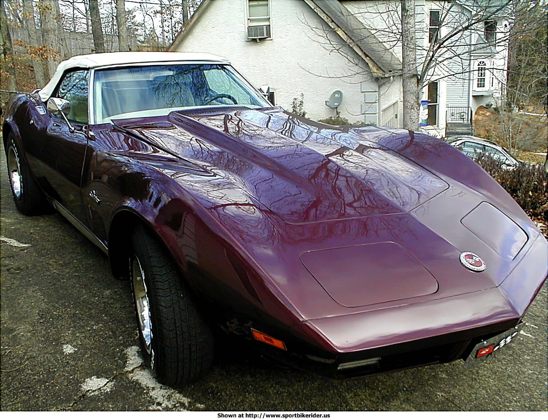 74 Stingray Convertible fully restored with 375hp to the rear wheels - Chevrolet Corvette - ID: 1024