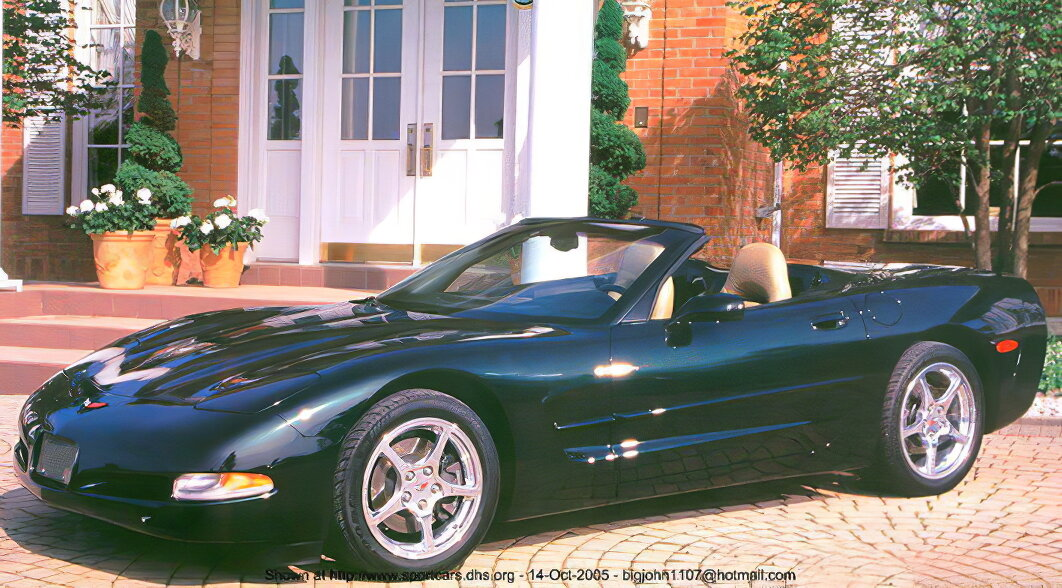 Chevrolet Corvette - ID: 15564