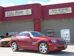 Production (Stock) Chrysler CrossFire, Chrysler CrossFire - 2004 Chrysler Crossfire Limited Coupe - Used Trucks, SUVs ... Source: <a href='https://www.finerideautosales.ca/listing/2004-chrysler-crossfire-limited-arriving-soon/' target='_blank'>https://www.finerideautosales.ca/...</a>