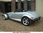 Production (Stock) Chrysler Prowler, Uploaded for: bigjohn1107@hotmail.com