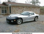 Production (Stock) Dodge Viper, RT/10