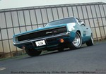 Production (Custom) Dodge Charger, 1968 -Dodge - Charger - 13378