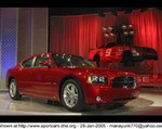 Production (Stock) Dodge Charger, 2006 -Dodge - Charger - 9688