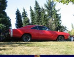 Production (Stock) Dodge Charger, Dodge - Charger - 69821