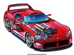 Art Dodge Viper, Uploaded for: bigjohn1107@hotmail.com