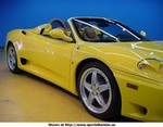 Production (Stock) Ferrari 360 Modena, Uploaded for: bigjohn1107@hotmail.com