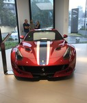 Production (Stock) Ferrari F12tdf, Ferrari F12tdf - F12TDF Source: <a href='https://www.pinterest.com/pin/305400418474512944/' target='_blank'>https://www.pinterest.com/...</a>