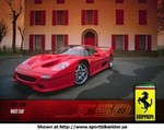 Production (Custom) Ferrari F50, My favorite car of all-time!!!!