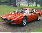 Production (Stock) Ferrari 308, Ferrari 308
