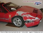 Crash Ferrari 308, Ferrari 308