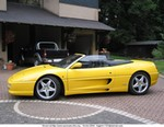 Production (Stock) Ferrari 355, Ferrari 355