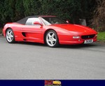 Production (Stock) Ferrari 355, Ferrari - 355 - 70735