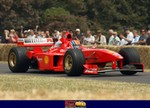 Production (Stock) Ferrari F300, Ferrari - F300 - 71374