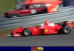 Production (Stock) Ferrari F300, Ferrari - F300 - 71379