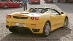 Production (Stock) Ferrari F430 Spider, It?s easy to think nothing could beat the Porsche 997 Carrera S cabrio for sun-loving fun. Hello, Ferrari F430 Spider. Granted, the new 911 S cabrio hits an entirely separate price point at $88,900, is the king of its bracket and, it could be argued, many higher brackets. The F430 Spider will crack your nest egg by $195,000 when it arrives in July. Is it worth it? Oh yeah.