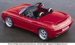 Production (Stock) Fiat Barchetta, Fiat Barchetta