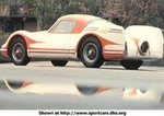 Concept Cars Fiat Turbina, 200cv at 22.000rpm for this Fiat's prototype !