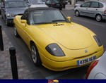 Production (Stock) Fiat Barchetta, Fiat - Barchetta - 71799