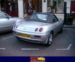 Production (Stock) Fiat Barchetta, Fiat - Barchetta - 71800