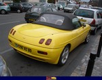 Production (Stock) Fiat Barchetta, Fiat - Barchetta - 71803