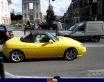 Production (Stock) Fiat Barchetta, Fiat - Barchetta - 71807