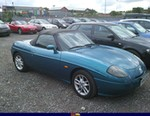 Production (Stock) Fiat Barchetta, Fiat - Barchetta - 71819