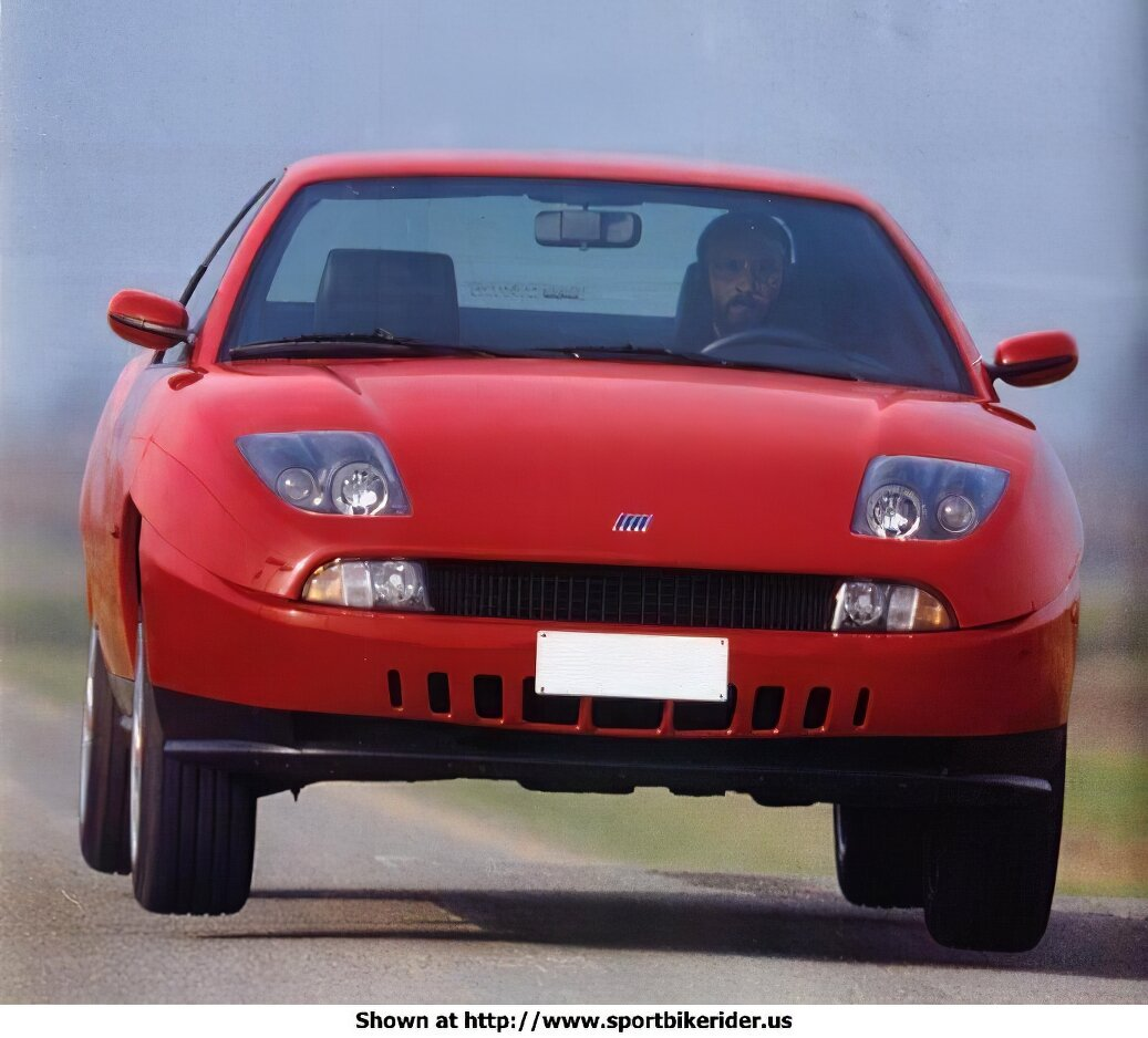 Fiat Coupe - ID: 1188