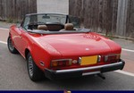 Production (Stock) Fiat Spider 124, Fiat - Spider 124 - 71902