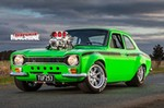 Production (Stock) Ford Escort, Ford Escort - Supercharged Holden 253-powered 1974 Ford Escort Mark I ... Source: <a href='https://www.whichcar.com.au/features/supercharged-holden-253-powered-1974-ford-escort-mark-i-tuf253' target='_blank'>https://www.whichcar.com.au/...</a>
