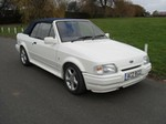 Production (Stock) Ford Escort, Ford Escort - 1988 FORD ESCORT XR3i CABRIOLET MK4 IN MINT CONDITION ... Source: <a href='https://www.gumtree.com/p/ford/1988-ford-escort-xr3i-cabriolet-mk4-in-mint-condition-reconditoned-engine-gearbox-stunning-car/1205078287' target='_blank'>https://www.gumtree.com/...</a>