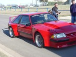 Production (Stock) Ford Escort, Ford Escort - JBA Dominator | The History Of The Ultimate Fox Body Mustang Source: <a href='https://lmr.com/products/JBA-Dominator-The-History-Of-The-Ultimate-Fox-Body-Mustang' target='_blank'>https://lmr.com/...</a>