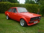 Production (Stock) Ford Escort, Ford Escort - ford escort mk2 Source: <a href='http://thvproject.it/ford-escort-mk2/' target='_blank'>http://thvproject.it/...</a>