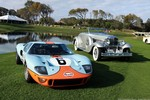 Production (Stock) Ford GT40, Ford GT40 - Supercar & Sports Car Pictures (Ultimate Hub) | Pictures ... Source: <a href='https://www.pinterest.com/pin/172896073178799177/' target='_blank'>https://www.pinterest.com/...</a>