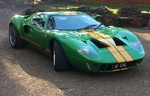 Production (Stock) Ford GT40, Ford GT40 - When was the last time that you saw an original #Ford # ... Source: <a href='https://www.pinterest.com/pin/379991287300726587/' target='_blank'>https://www.pinterest.com/...</a>