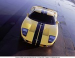Concept Cars Ford GT40, Ford - GT40 - 2376