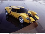 Concept Cars Ford GT40, Ford - GT40 - 2378